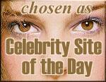 Josie Maran World - Celebrity site of the day