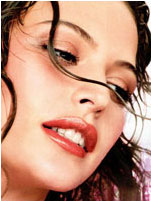 Josie Maran in a Maybelline advertisement