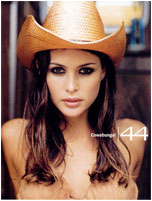Josie Maran in Rev Magazine