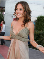 Josie Maran at the Van Helsing L.A. Premiere